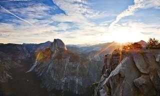 הפארק הלאומי יוסמיטי