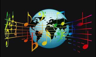 אוסף שירים על הערים המפורסמות והיפות בעולם