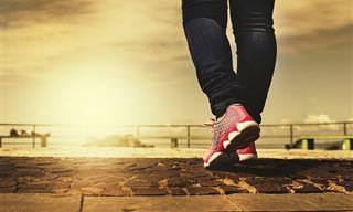 מה צורת ההליכה שלכם אומרת על האישיות שלכם?