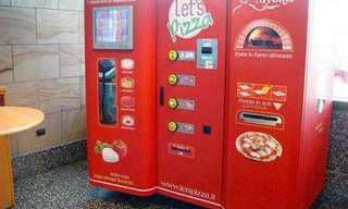 המכונות האוטומטיות הכי מוזרות בעולם!