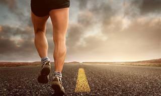 איך למנוע התכווצויות שרירים ברגליים