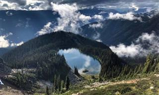 15 תמונות נוף מדהימות מרחבי העולם