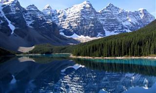 14 פארקים לאומיים מדהימים בקנדה