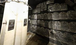 סיור וירטואלי ב-360 מעלות במוזיאון מרתף השואה
