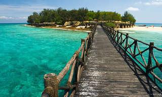 10 האיים המדהימים שלאפריקה