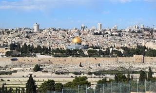 חמש אטרקציות מומלצות בירושלים