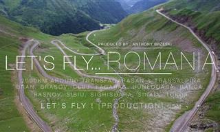 כל הנופים היפים והאתרים הגדולים של רומניה בסרטון אחד