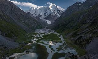 17 תמונות טבע מדהימות מקריגיזסטן - הפנינה הנסתרת של אסיה