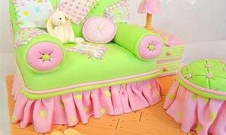 עיצובים מדהימים בבצק סוכר