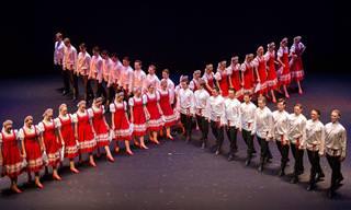 """ריקוד הקיץ מתוך הבלט הרוסי """"עונות"""""""