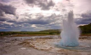 10 האטרקציות הפופולאריות ביותר באיסלנד