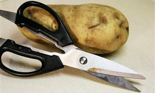 13 שימושים מפתיעים לתפוחי אדמה שיקלו על חייכם