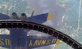 המלאכים הכחולים - טייסת הפעלולים של הצי