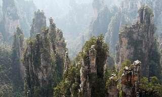 פארק-היער הלאומי זהנגג'יאג'י - יצירת טבע מדהימה!