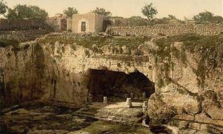 הסיפור המדהים של קברי המלכים בירושלים