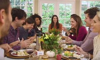 10 טיפים מעולים להכנת סעודה ואירוח