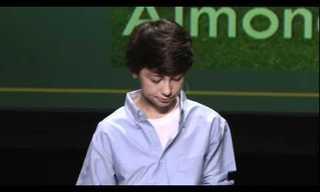 ילד בן 13 פיתח מודל לשימור אנרגיה סולארית