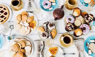 שולחן קינוחים – פתרון מתוק לאירוע מוצלח
