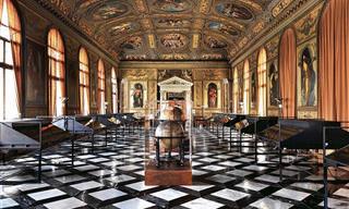 14 תמונות מרהיבות של הספריות היפות ביותר בעולם