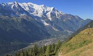 12 מקומות מומלצים לביקור באזור האלפים האירופיים