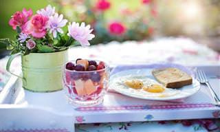 ארוחות הבוקר המומלצות על ידי מומחים