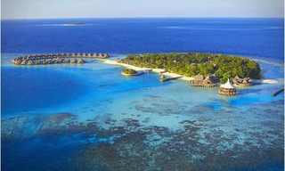 נופש עוצר נשימה באיים המלדיביים