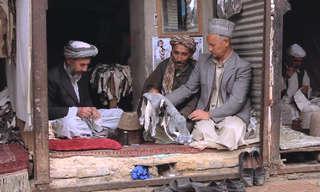 הצד האחר של אפגניסטן - מרגש!