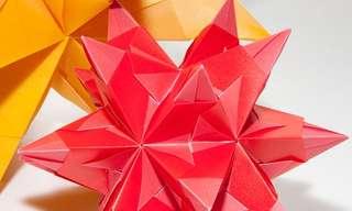 קיפולי נייר - משחק של חשיבה יצירתית!