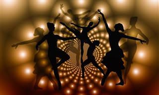 8 יתרונות שהריקוד מספק לגוף ולנפש