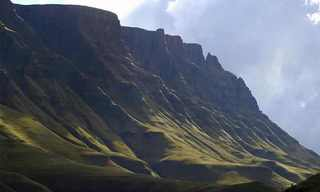 תמונות מדהימות מלסוטו - ממלכת השמיים