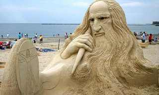 פסלי חול מרהיבים מרחבי העולם