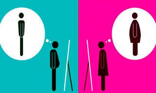 ההבדל בין שלבי החיים השונים של הגבר והאישה