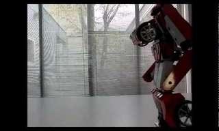 רובוטריקים אמיתיים - לא יאומן!
