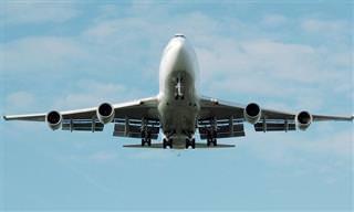 בדיחה: ראשי הממשלה של אנגליה צרפת ורוסיה עולים על מטוס...