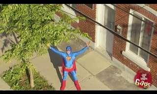 זה מטוס? זאת ציפור? זה סופרמן?