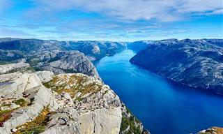 14 המקומות המרהיבים ביותר בנורווגיה