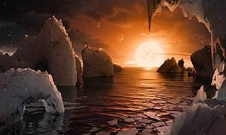 """גילוי מרעיש של נאס""""א על כוכבים דמויי כדור הארץ"""