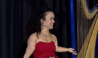סיפורה האישי של השחקנית נמוכת הקומה בת אל פאפורה - הרצאה מרגשת ומעצימה