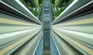 מסע ברכבת הופך לסרט מדע בדיוני