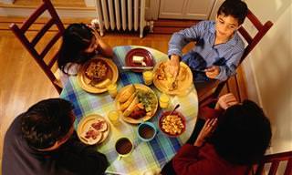 המדריך השלם לניהול שיחה נכונה ומועילה עם ילדים על משקל והרזייה