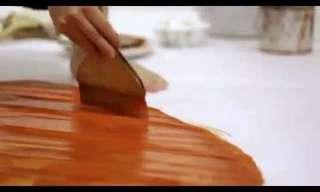 ציור מדהים של דגי זהב בתלת מימד