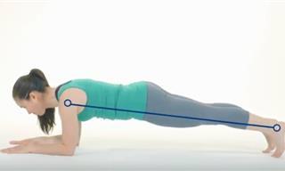 4 אזורים בגוף שנשים חייבות לחזק, וכיצד לעשות זאת