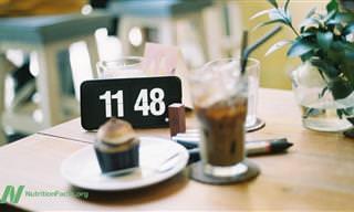 זה מדהים לגלות כמה השפעות בריאותיות יש לשעות האכילה שלנו...