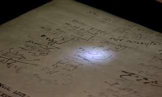 מה עשו עם מגילת העצמאות במעבדה מיוחדת בלב מדבר יהודה?