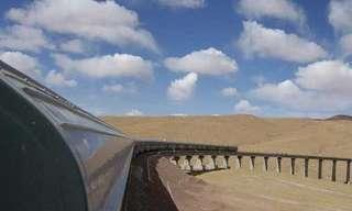 מסילת הברזל שתאחד את סין?