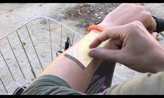 הצמיד החכם -כמו טאבלט על העור