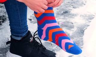 32 טיפים נהדרים שיעזרו לכם לעבור ימים קרים במיוחד בשלום