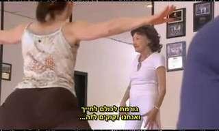 מדריכת היוגה הכי מבוגרת בעולם!
