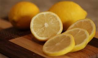 איך לשמור על לימון טרי, ו-3 מתכונים לנהדרים לקינוחים
