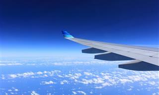 """מה שקפטן המטוס איחל לטסים שנחתו בנתב""""ג גרם לי לצחוק!"""